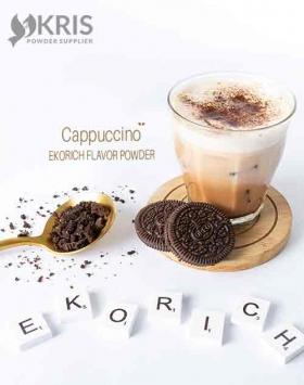 Bubuk minuman cappuccino kemasan 1 kg Ekorich