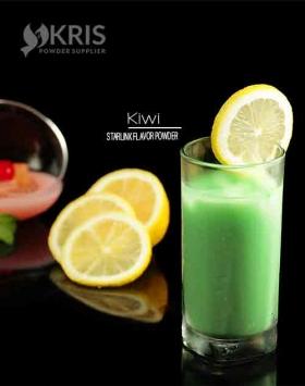 Bubuk minuman kiwi kemasan 1 kg Starlink