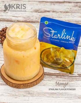 bubuk minuman starlink mango kemasan 25 gr