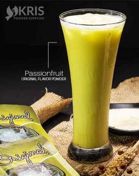 Bubuk minuman passionfruit kemasan 25 gr Original