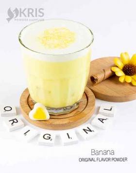 Bubuk minuman banana kemasan 800 gr Original