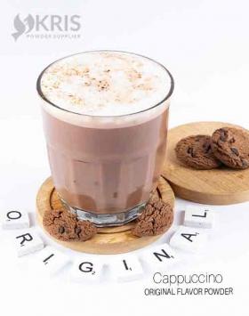 Bubuk minuman cappuccino kemasan 800 gr Original