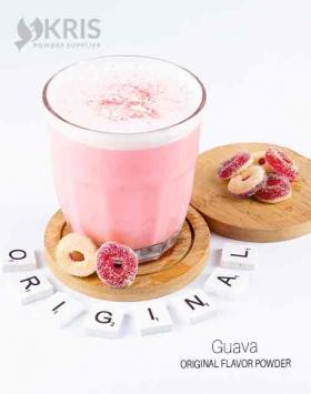Bubuk minuman guava kemasan 800 gr Original