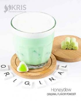Bubuk minuman honeydew kemasan 800 gr Original