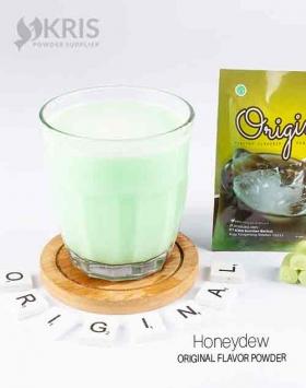 Bubuk minuman honeydew kemasan 25 gr Original
