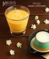 Bubuk minuman mango kemasan 800 gr Original