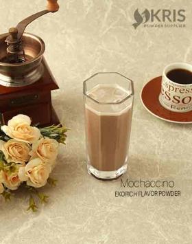 Bubuk minuman mochaccino kemasan 1000 gr ekorich