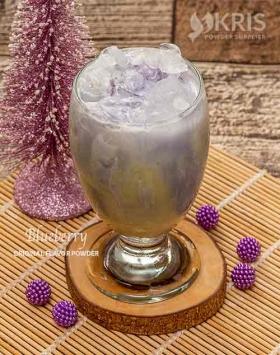 Bubuk minuman blueberry kemasan 800 gr Original