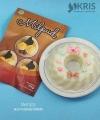 Bubuk pudding mentos kemasan 750 gr Milpud