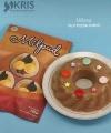 Bubuk pudding milktea kemasan 750 gr Milpud