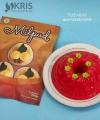 Bubuk pudding redvelvet kemasan 750 gr Milpud