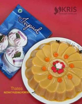 Bubuk pudding thaitea kemasan 900 gr Inpud