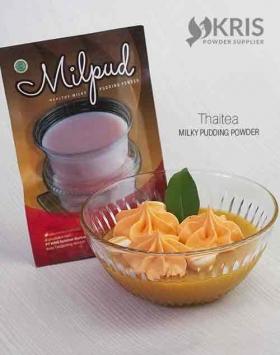 Bubuk pudding thaitea kemasan 75 gr Milpud