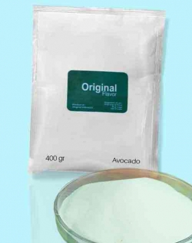 Bubuk minuman avocado kemasan 400 gr Original