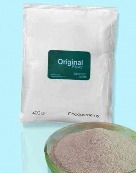 Bubuk minuman chococreamy kemasan 400 gr Original