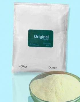 Bubuk minuman durian kemasan 400 gr Original