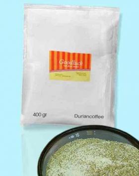 Bubuk perisa duriancoffee kemasan 400 gr Goodluck