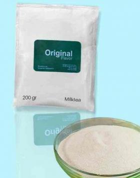 Bubuk minuman milktea kemasan 200 gr Original