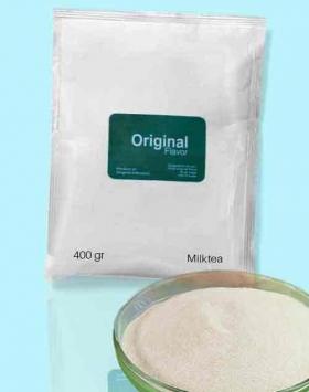Bubuk minuman milktea kemasan 400 gr Original