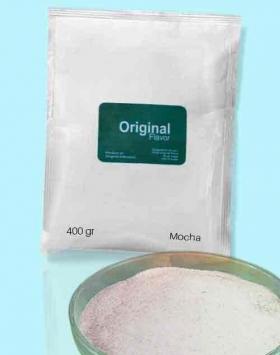 Bubuk minuman mocha kemasan 400 gr Original