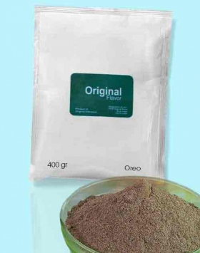 Bubuk minuman oreo kemasan 400 gr Original