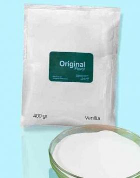 Bubuk minuman vanilla kemasan 400 gr Original