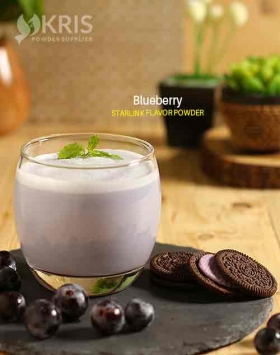 Bubuk minuman blueberry starlink 1000 gr
