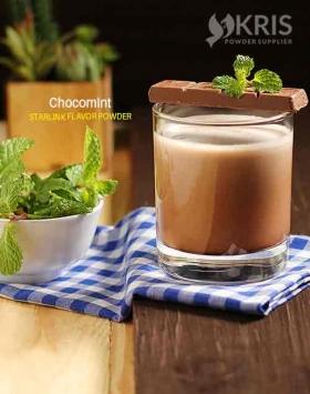 Bubuk minuman chocomint starlink 1000 gr