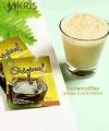 Bubuk minuman duriancoffee original 25 gr