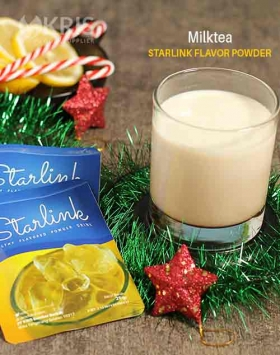 Bubuk minuman milktea starlink 25