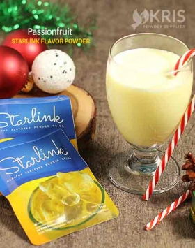 Bubuk minuman passionfruit starlink 25 gr
