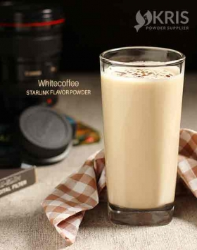 Bubuk minuman whitecoffee starlink 1000 gr