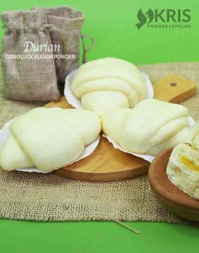 Bubuk perisa durian kemasan 800 gr Goodluck