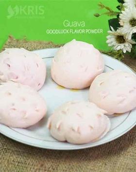 Bubuk perisa guava kemasan 800 gr Goodluck