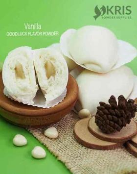 Bubuk perisa vanilla kemasan 800 gr Goodluck