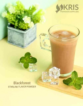 Bubuk minuman blackforest starlink 1000 gr