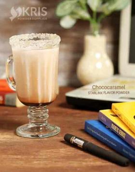 Bubuk minuman chococaramel starlink 1000 gr