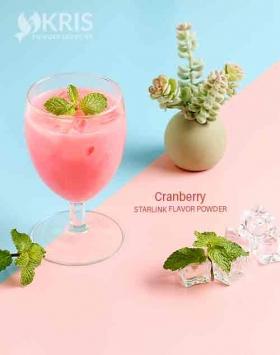 Bubuk minuman cranberry starlink 1000 gr