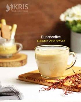 Bubuk minuman duriancoffee starlink 1000 gr