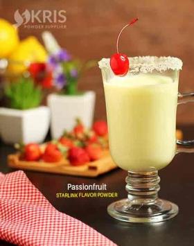 Bubuk minuman passionfruit starlink 1000 gr