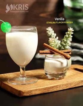 Bubuk minuman vanilla starlink 1000 gr